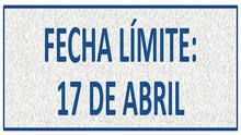Atención Comunidad Latina en DC: La Fecha Límite Para Declarar Sus Impuestos es el 17 de abril
