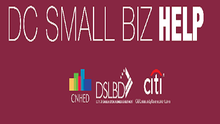 Attention DC Entrepreneurs: Find Free or Low-Cost Help for Your Small Business through DCSmallBizHelp