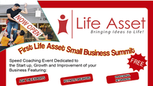 Attention DC Small Business Entrepreneurs: Life Asset is Hosting a Small Business Summit on September 28th
