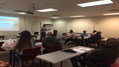 CAAB Begins 1-Week Long Financial Wellness and Financial Coaching Engagement with ASPIRE to Entrepreneurship Program Participants
