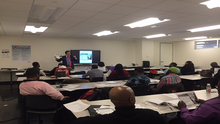 CAAB Engages with DOES Career Connections and Project Empowerment Participants on Tax Planning and the EITC