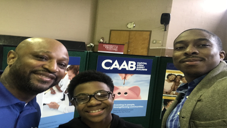 CAAB Engages with St. Luke Catholic Church on the EITC and Free Tax Preparation Services in DC