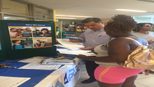 CAAB Engages with Ward 8 Families Attending Back to School Night at Ketcham Elementary School to Raise Awareness of the EITC