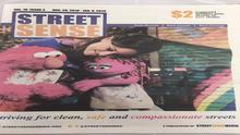 CAAB Interviewed by Street Sense to Raise EITC Awareness