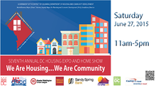 CAAB Invites You to Attend the Seventh Annual DC Housing Expo and Home Show