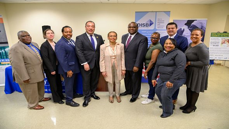 CAAB Joins Congresswoman Eleanor H. Norton, DC Government, Non-Profit and Business Leaders To Raise EITC Awareness During DISB's EITC Awareness Day