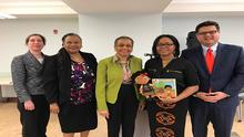 CAAB Joins Congresswoman Eleanor H. Norton To Raise EITC Awareness During 2019 Tax Season Press Conference