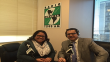 CAAB Joins LEDC on Radio America to Raise Awareness of the EITC and Discuss Financial Wellness