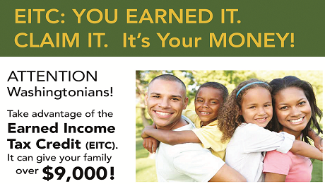 CAAB Launches #DCEITC Awareness & Empowerment Virtual Presentations  Every Wednesday Through the End of the 2020 Tax Season on July 15th!