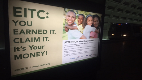 CAAB Launches #DCEITC Metro Awareness Initiative at Metro Stations and on Metro Buses