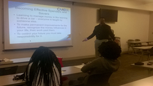 CAAB Launches Financial Empowerment Classes at DCPL's Anacostia Branch