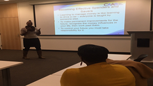 CAAB Launches Financial Empowerment Classes at DCPL's Woodridge Branch
