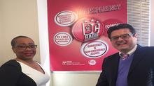 CAAB on DC Radio to Raise Awareness of the EITC