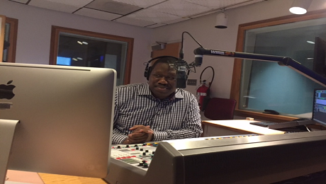 CAAB on Taking it to the Streets Segment of The Steve Harvey Show on WHUR to Raise Awareness of the EITC and Discuss Financial Wellness