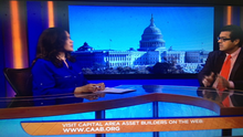 CAAB on TV to Discuss the Economic Impact of IDAs in the Greater DC Area