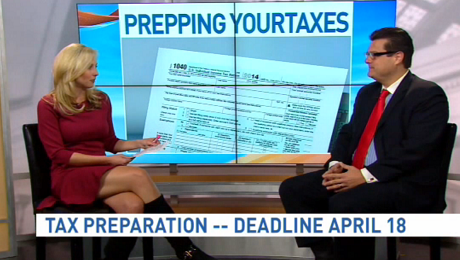 CAAB on TV to Talk About Tax Planning and Free Tax Preparation Services