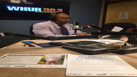CAAB on WHUR 96.3FM to Discuss the Earned Income Tax Credit and its Benefits to Washingtonians