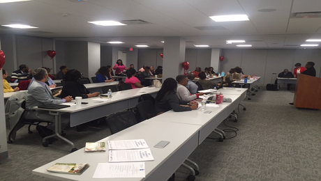 CAAB Partners with DC Department of Human Services to Raise EITC Awareness