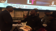 CAAB Present at DMPED's DC Econ UNPLUGGED to Raise EITC Awareness