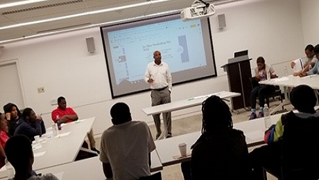 CAAB Provides Financial Wellness Workshop to Marion Barry Summer Youth Employment Program Participants
