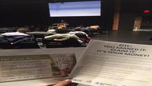 CAAB Raises EITC Awareness at the Launch Event of New Children's Savings Accounts Program in Washington, DC's Ward 8