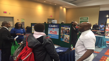 CAAB Was Present at Mayor Bowser's #FairShotDC Fair: Raising EITC Awareness and Promoting Free Tax Preparation Services in DC