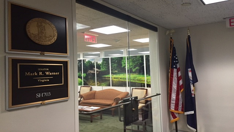 CAAB's Advocacy on Capitol Hill: Meeting with Senator Warner's Staff to Promote Impact of IDAs in Virginia