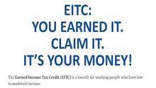 Learn About the Federal and DC EITC