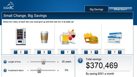 #DCSaves Tip: Small Change, Big Savings