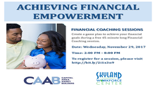 Develop an Action Plan to Achieve Your Financial Empowerment