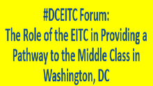 Do You Know About the Role the EITC Plays in Lifting Thousands of Washingtonian Families Out of Poverty Every Year?