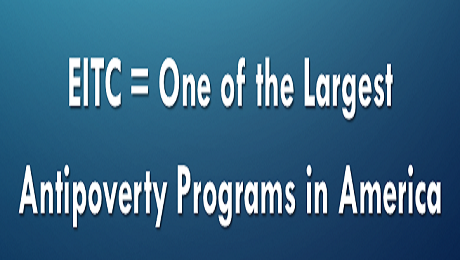 EITC is One of the Largest Antipoverty Programs in America