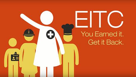 EITC: You Earned It. Get It Back!