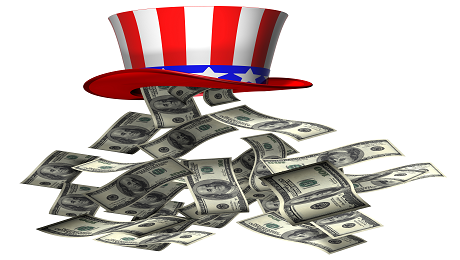 Even if You Don't Owe Money to Uncle Sam, You Should Report Your Income Because Uncle Sam May Owe You Money!