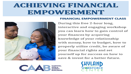 Get on the Road to Achieving Financial Empowerment