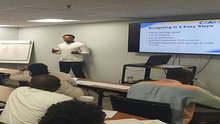 Getting Financially Fit with CAAB's Financial Education One-Day Money Management 101 Workshop
