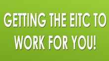 How Does the EITC Help Families?
