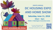 If Homeownership in DC is a Goal of Yours, CAAB Encourages You to Attend the 8th Annual DC Housing Expo and Home Show on June 11th