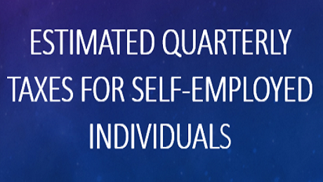 If You Are Self-Employed, Then Estimated Taxes are Due Today: June 15th!