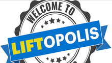 Invitation to LIFTopolis on November 15th