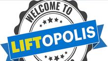 Invitation to LIFTopolis on November 15th