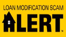 Loan Modification Scam Alert