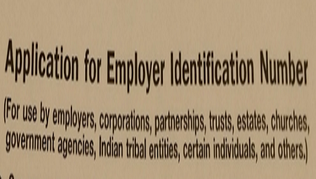 Attention Aspiring Small Business Entrepreneurs: Apply for an Employer Identification Number (EIN) Online