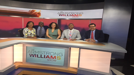 CAAB on The Armstrong Williams Show to Raise Awareness of the EITC