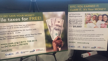 CAAB Raises EITC Awareness at March 1st #DCSaves #DCAhorrayProspera Forum
