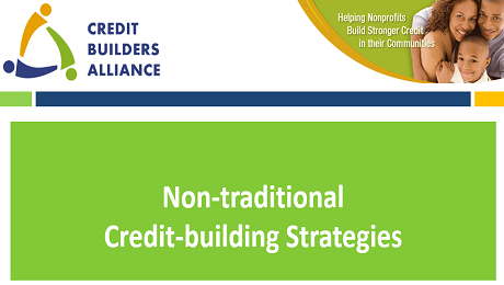Non-Traditional Credit-Building Strategies