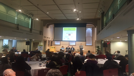 On March 1st, More than 100 Stakeholders Came Together at the First #DCSaves #DCAhorrayProspera Forum to Discuss Wealth Creation Strategies for Low- and Moderate-Income Washingtonians