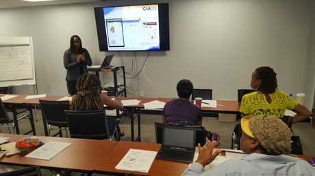 On the Path to Financial Empowerment with CAAB's Money Management 101 Workshop