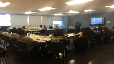 Partnering with DC DOES to Raise EITC Awareness with DC Career Connections and Project Empowerment Participants
