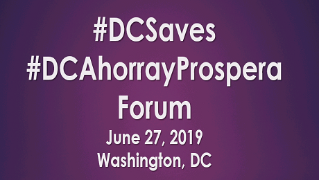 Please Join Us on June 27th for the Second #DCSaves #DCAhorrayProspera Forum: Examining the Role of Emergency Savings/Liquid Assets and Long-Term Savings in Poverty Alleviation and Wealth Creation in Washington, DC